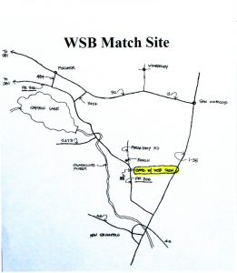 WSB Site Map